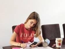 'Als ik slaag, ga ik met mijn ouders een weekeinde naar Barcelona'
