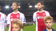 """Ex-jeugdtrainer van Ajax aan Vertonghen en Alderweireld: """"Stap één keer over die bal heen"""""""
