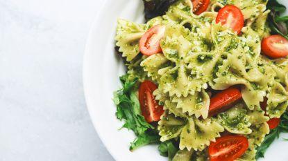 Is het echt zo slecht om 's avonds brood en pasta te eten?