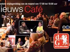 Politiek, crowdfunding, jeugd en piassen in Gelderlander Nieuwscafé