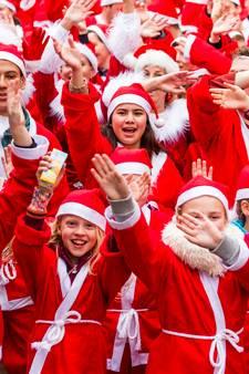 Rolstoelers gratis naar de Santa Run in Gorinchem