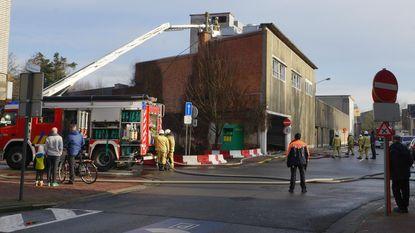 Carrefour Market vandaag open ondanks brand op eerste verdieping