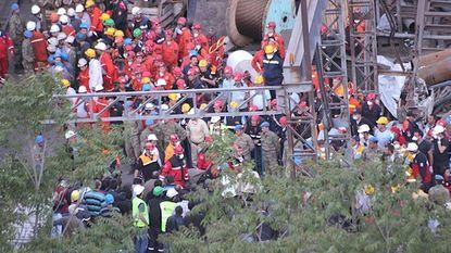 Zeker zeven doden bij mijnongeval in Turkije