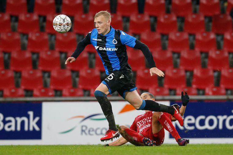 Club Brugge-verdediger Saulo Decarli.
