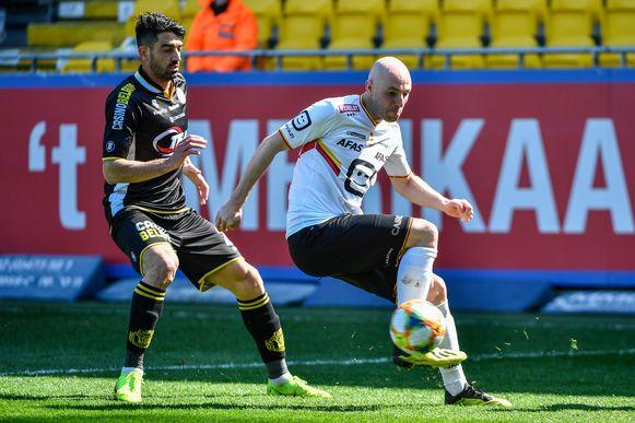 Lokeren speelde onlangs nog een oefenpartij tegen KV Mechelen. De één z'n dood...