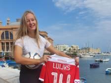 Corina Luijks leeft als voetbalprof in Italië: 'Soms moet ik daar even bij stilstaan en van genieten'