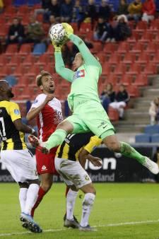 Pasveer vraagteken: Vitesse test fitheid doelman voor duel met VVV