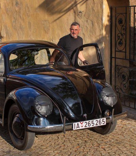 De oudste VW Kever ter wereld rijdt weer