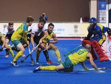 Australië ten koste van Duitsland naar finale HWL