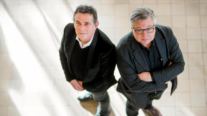Pieter Tops en Jan Tromp
