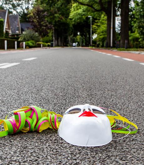 Carnavalsrel in Wilp: optocht voor het eerst in bijna 50 jaar niet door het dorp
