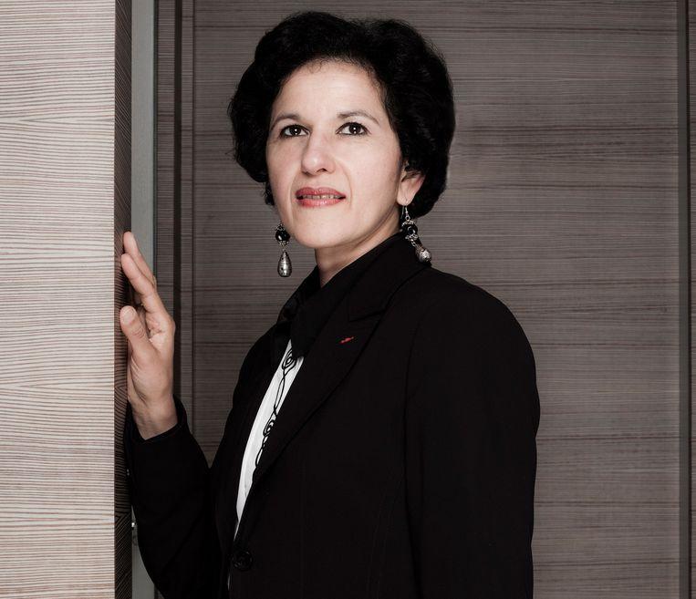 Malika Sorel-Sutter: 'Ik maak geen onderscheid tussen radicalisme en islam.' Beeld Corbis