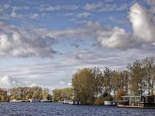 Bewoners van boten op Bossche Ertveldplas willen weten waar ze aan toe zijn