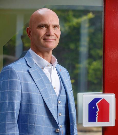 Armand Baas Becking directeur strategie en marketing bij keten Hypotheek Visie in Best