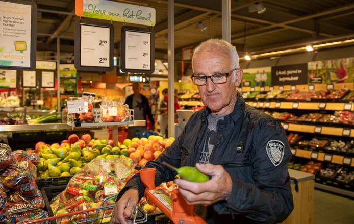 Jan Kluijfhout vindt de Agrimarkt bijzonder vanwege de band met het Zeeuwse boerenleven.