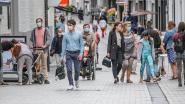 Mondmaskerplicht meteen massaal nageleefd in Kortrijk, toch al zeker in de winkelstraten