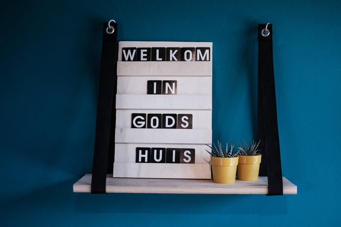 """Het gaat goed met de evangelische kerken in Winterswijk. ,,Waarom? De boodschap is dezelfde als in andere kerken, maar wij steken het in een ander jasje."""""""