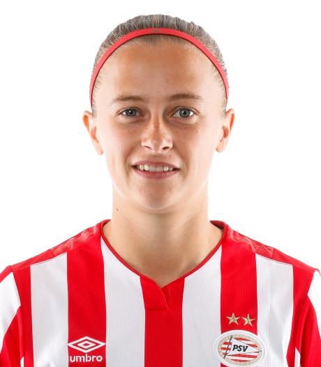 Julie Biesmans na zege PSV: 'Altijd tof om zo te beginnen'