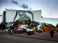 Kunstwerk bibliotheek Helmond onthuld