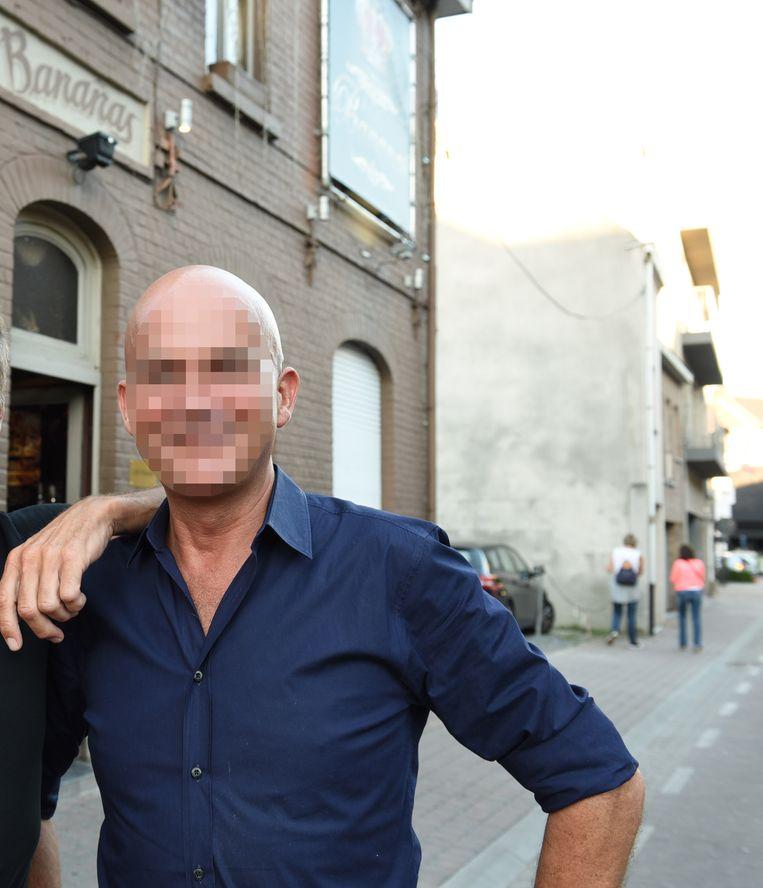 Christophe B. , de ex-zaakvoerder van Bananas in Waregem.