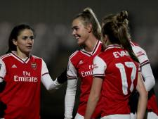 Miedema en Roord trefzeker in League Cup