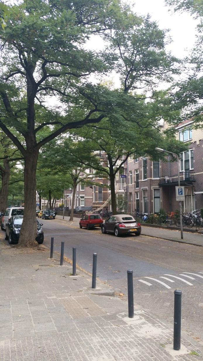 De Staringstraat in Nijmegen.