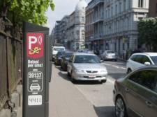 "Filip Dewinter (VB): ""Nieuwe Antwerpse parkeerautomaten zijn onwettig"""