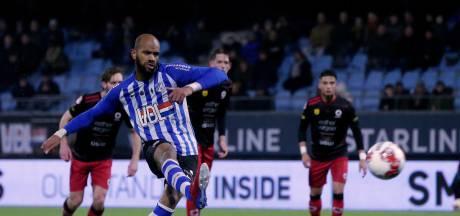 Rigino Cicilia vindt na FC Eindhoven een nieuwe club in Tsjechië