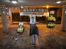 'Chinese aanpak coronavirus verbloemt veel menselijk leed'