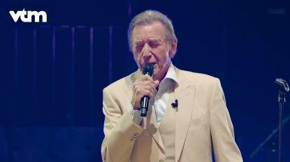 80 jaar maar nog altijd een ster op het podium: Will Tura maakt indruk met 'Hoop doet leven'