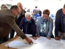 Omwonenden kritisch over verbreding van Leemstraat in Roosendaal