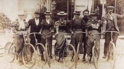 Pasar fietst in het spoor van Cyriel Buysse