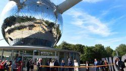 Atomium opnieuw opent testmaand en verkoopt enkel online tickets