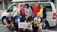 Vrienden fietsen bijna 2.000 kilometer om belofte aan overleden kameraad na te komen