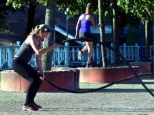 Bootcamps populairder dan ooit sinds de lockdown: 'Je kunt zoveel in het park gebruiken'