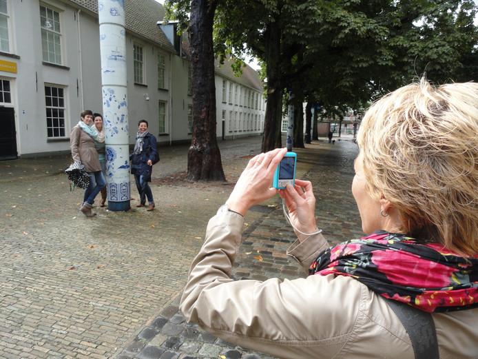 Archiefbeeld ter illustratie Sint Agathaplein