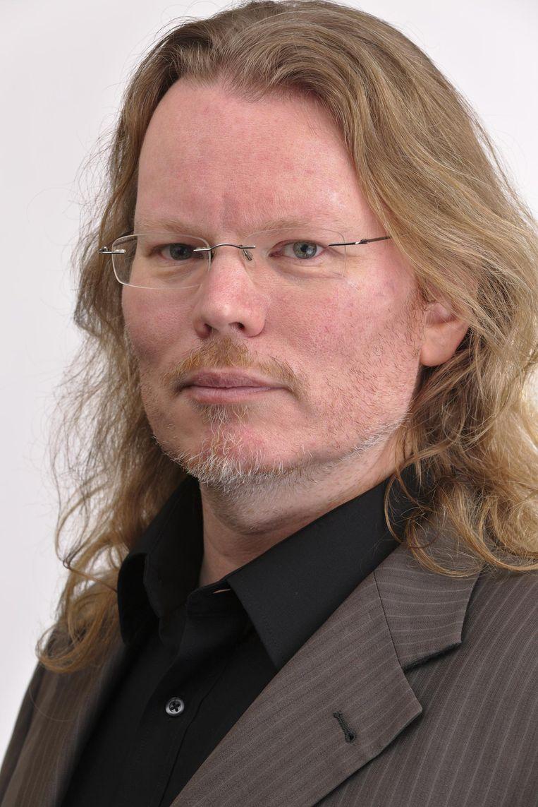 Archieffoto van de 47-jarige Arjen Kamphuis Beeld anp
