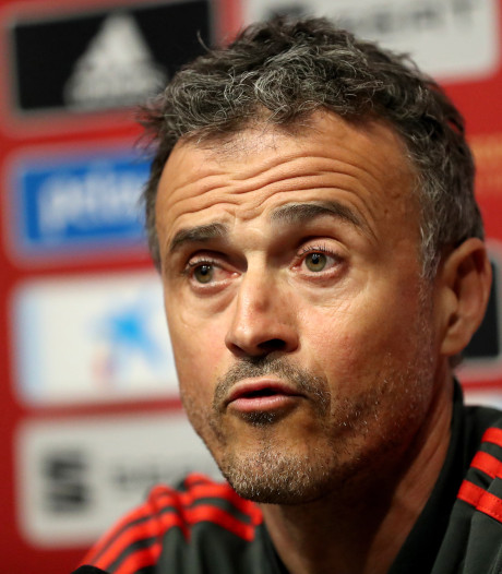 Luis Enrique stapt op als bondscoach Spanje