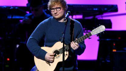 Bereikt Ed Sheeran de grote hitparadekaap?