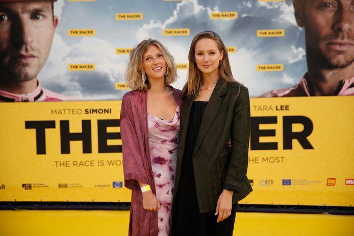 Lauren Versnick en haar zus Morgane.