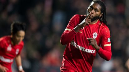 Staat de Gouden Stier op vertrekken? Fenerbahçe denkt aan Mbokani