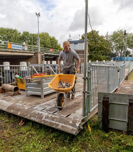 Omwonenden hoeven huis niet uit bij terughijsen Zwammerdamse bruggen