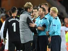 Liverpool laat Sevilla terugkomen