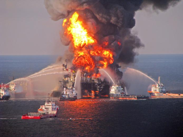 De olieramp in 2010 was één van de grootste ooit.