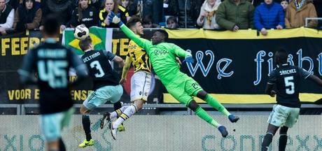 Vitesse zegt 'sorry' tegen Onana voor oerwoudgeluiden