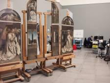 """Kunstwerken worden ingevlogen vanuit de hele wereld: """"Nooit meer werken van Van Eyck op één plaats"""""""