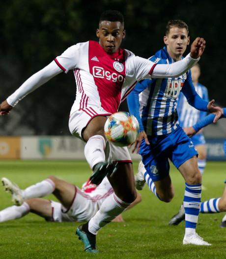 Samenvatting | Jong Ajax - FC Eindhoven