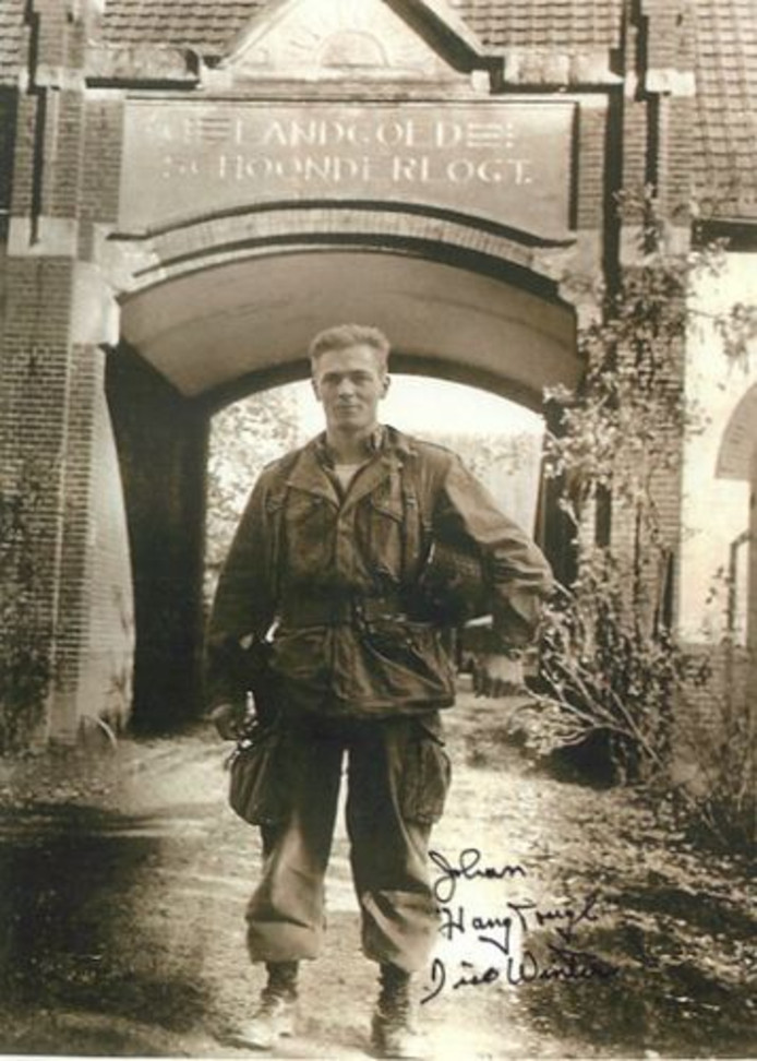 Richard Winters.