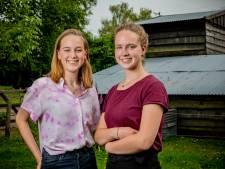 Mantelzorgzusjes (15 en 16) uit Hall: 'Ik hoop dat mama zich niet schuldig voelt, we doen het met liefde'