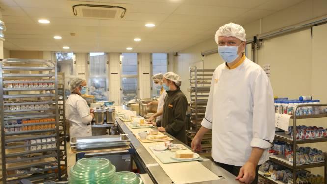 """Op stap in RZ Heilig Hart Tienen met Wim Steels, diensthoofd voeding: """"In de keuken is het nooit rustig"""""""